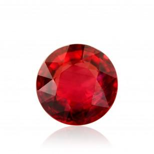6MM ROUND GRASSFILL RUBY  LOOSE GEMSTONE