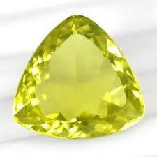 10MM TRILLION LEMON QUARTZ   LOOSE GEMSTONE