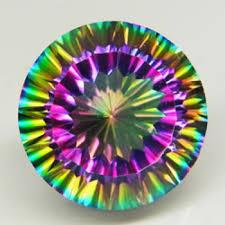 3MM ROUND MYSTIC TOPAZ  LOOSE GEMSTONE