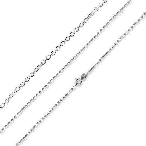 $1.50 per chain. Sterling silver Anchor chain 14 inches- 50 pieces for $75
