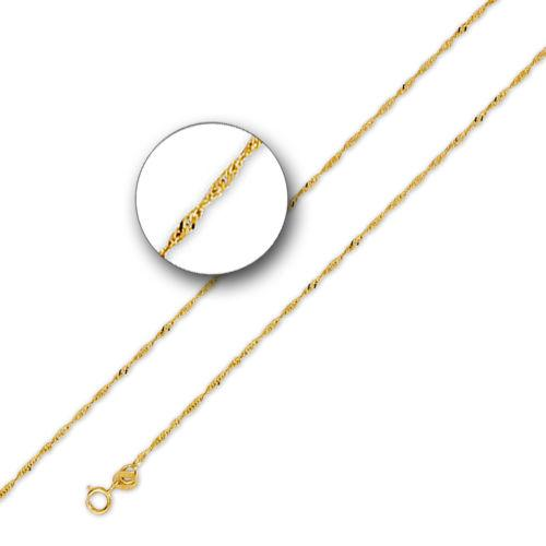 $14.99 per chain. 10K Solid Yellow Gold Singapore chain 20 inches- 10 pieces for $149.90