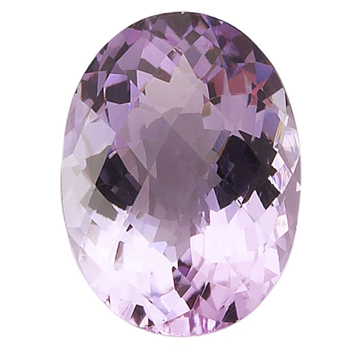 12X16MM OVAL PINK AMETHYST  LOOSE GEMSTONE