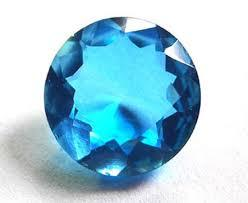 5MM ROUND  BLUE TOPAZ     LOOSE GEMSTONE