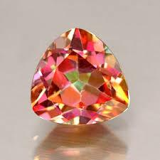 10MM TRILLION  MYSTIC TOPAZ  LOOSE GEMSTONE