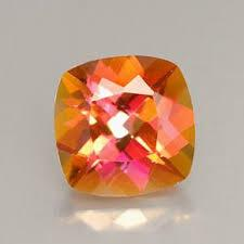 10MM SQUARE AZOTIC  LOOSE GEMSTONE
