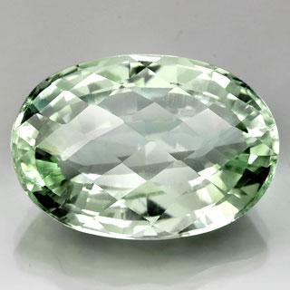 10x12MM OVAL GREEN AMETHYST LOOSE GEMSTONE