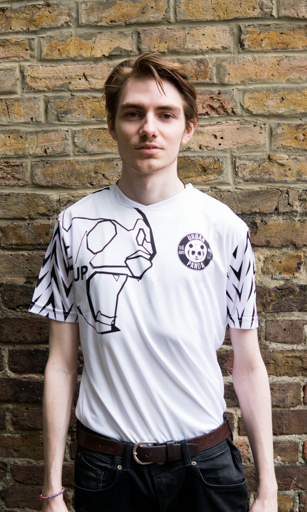 Urban Panda FC  Football Shirt - AWAY