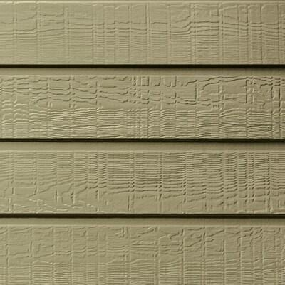 James Hardie HardiePlank® Primed Colonial Roughsawn® Fiber Cement Lap Siding