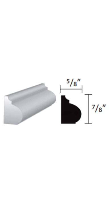 MOULDING BASE CAP - CALL FOR QUOTE!