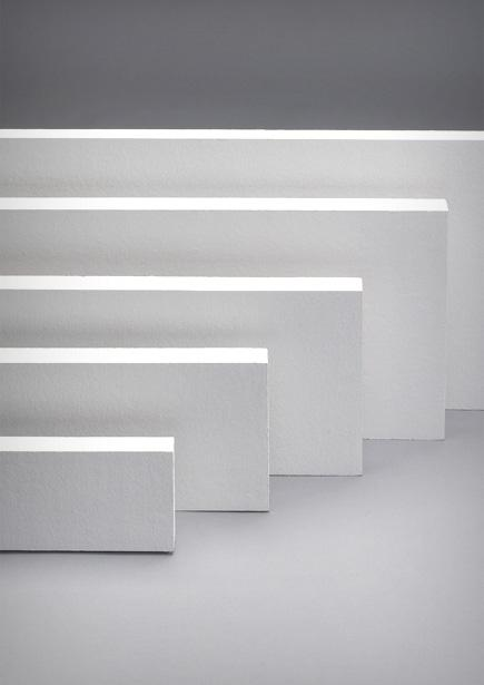 HardieTrim® Boards 5/4 Fiber Cement Smooth Primed Trim Board