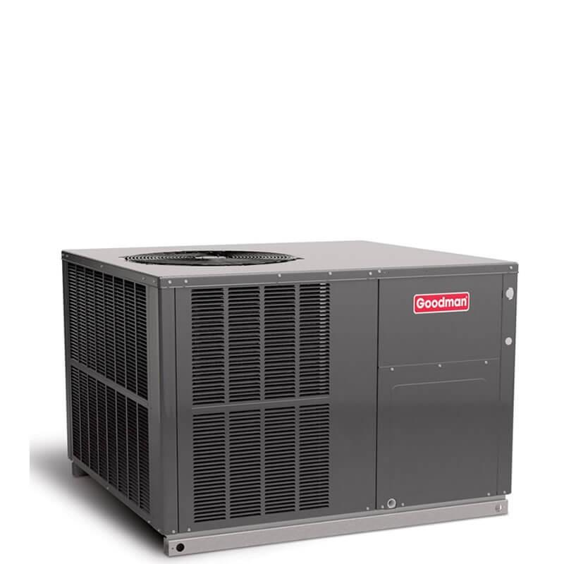 Goodman GPH Series Packaged Heat Pump - 2-1/2 Ton - 14 SEER - Multi Position