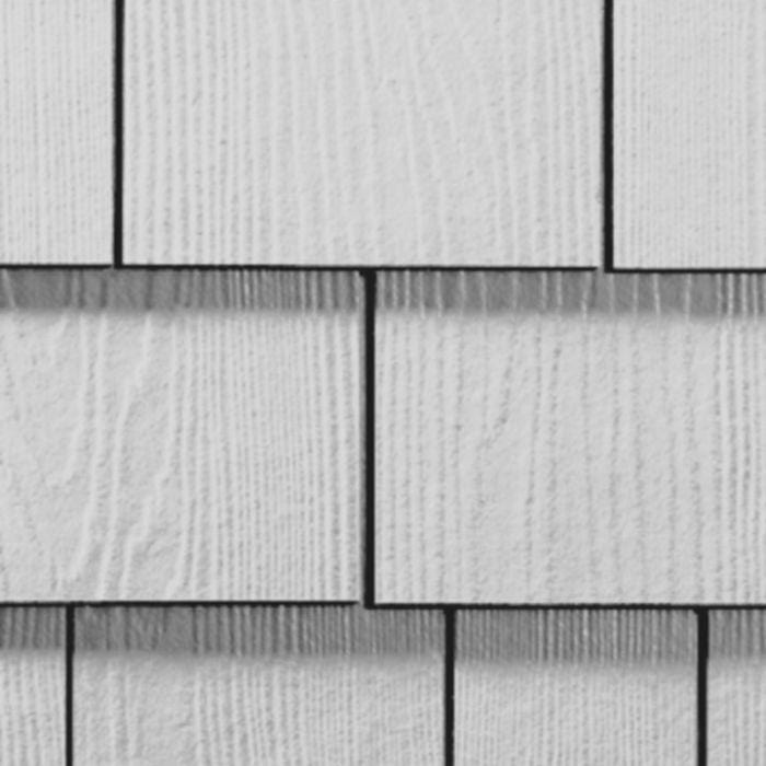 HardieShingle® Primed Woodgrain Individual Shingle Siding
