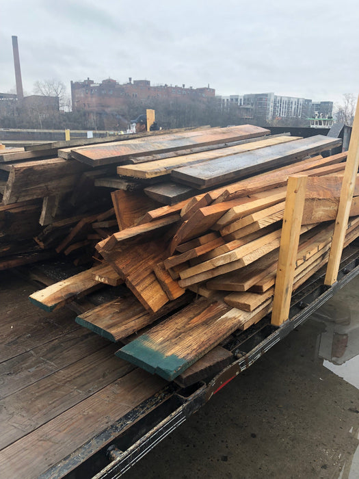 Various Length Rough Cut Lumber Just $3.00 Per Board! Great Price!