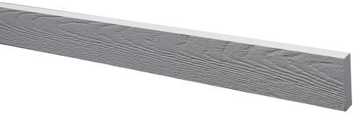 Allura™ 4/4 Fiber Cement Trim - Reversible (Woodgrain/Smooth)