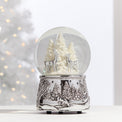 North Pole Bound Musical Snow Globe