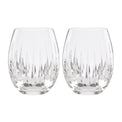Soho 2pc Stemless Wine Glass Set