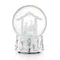 Nativity Musical Snow Globe