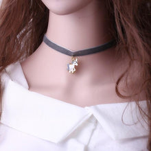 Load image into Gallery viewer, Animal Lace Choker - myanimal-jewelry.com