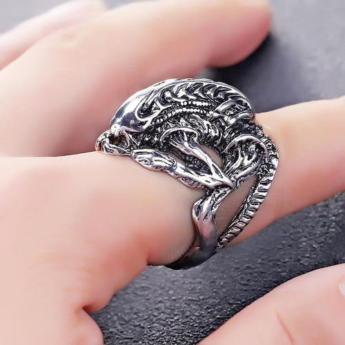 Predator Punk Ring - myanimal-jewelry.com