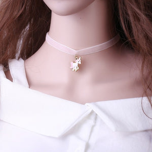 Animal Lace Choker - myanimal-jewelry.com