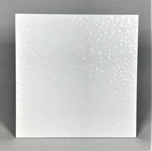 #53 Polar White Stucco Aluminum