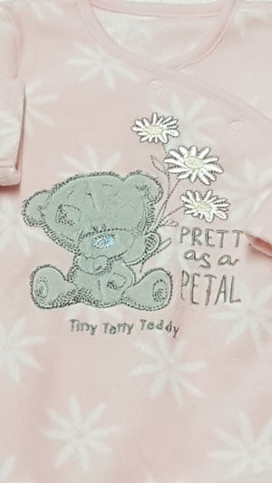 GEORGE TATTY TEDDY WELLSOFT,THERMO KISLÁNY RUGI 62-68