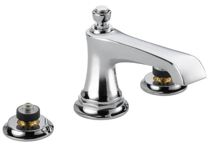 Brizo 65360LF-PCLHP Rook Widespread Bathroom Faucet (Less Handles) - Chrome