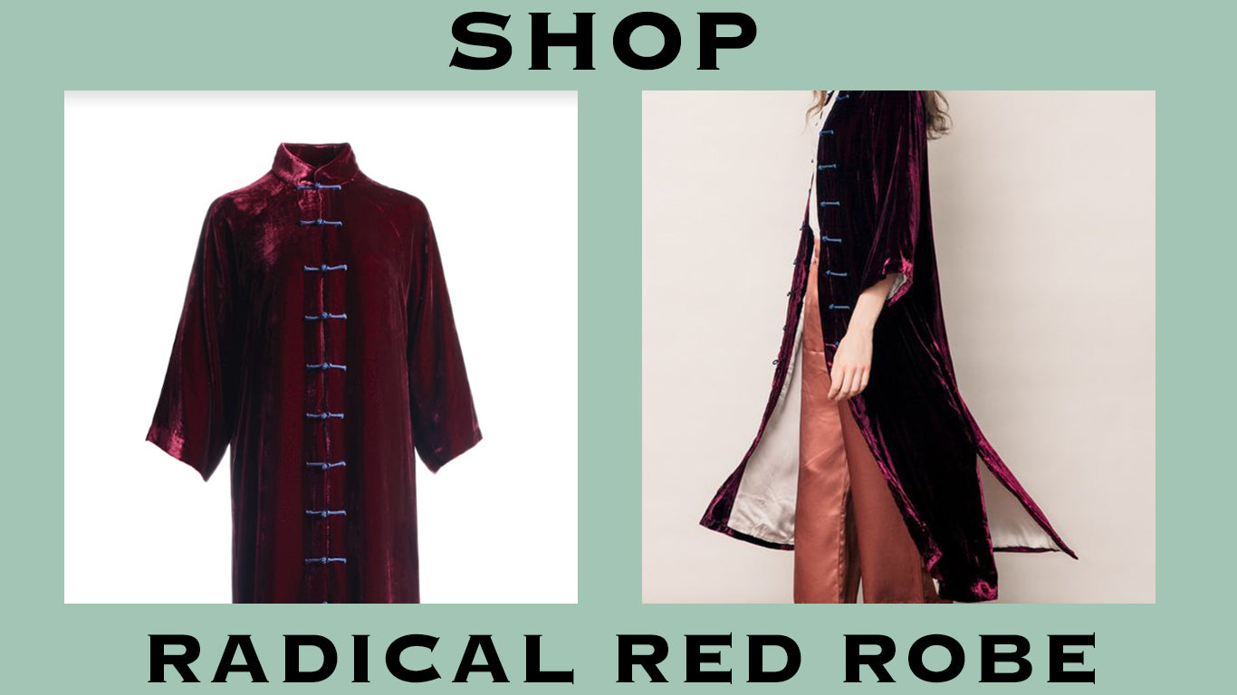 product graphic for red robe