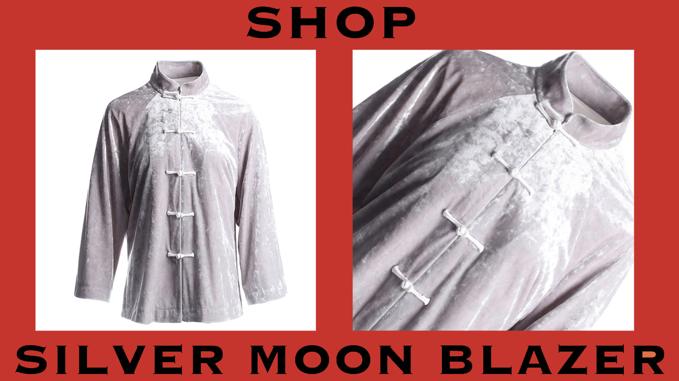 product graphic for silver moon blazer
