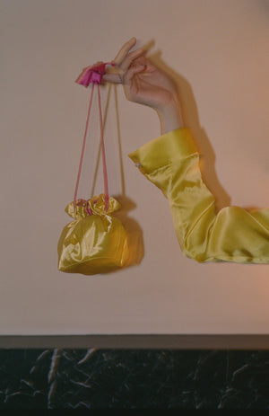 Bao Bag Yellow and Purple