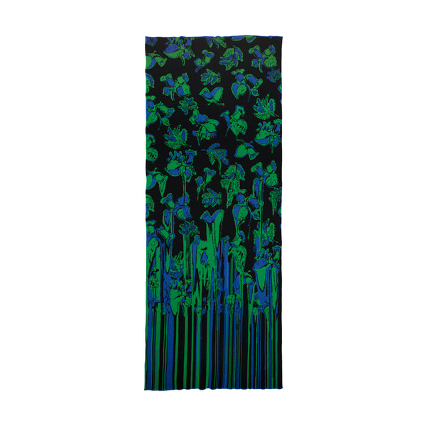 Flower Melt Jacquard Wrap