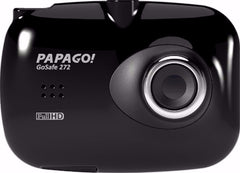 PAPAGO GoSafe Ultra Slim Full HD Dashcam (GS272-US)