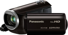 Panasonic Full HD Long Zoom Camcorder (HC-V130K)