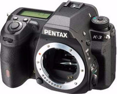 Pentax K-3 Megapixel Digital SLR Camera Body (15530)