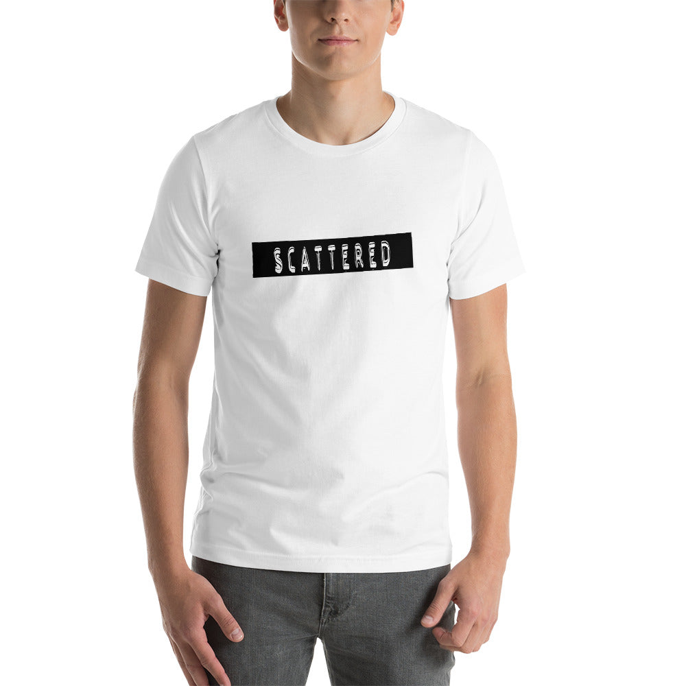 Scattered Label Me tee