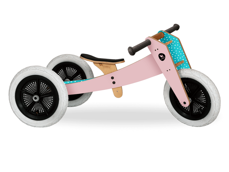 Wishbone Bike Original 3in1 Pink