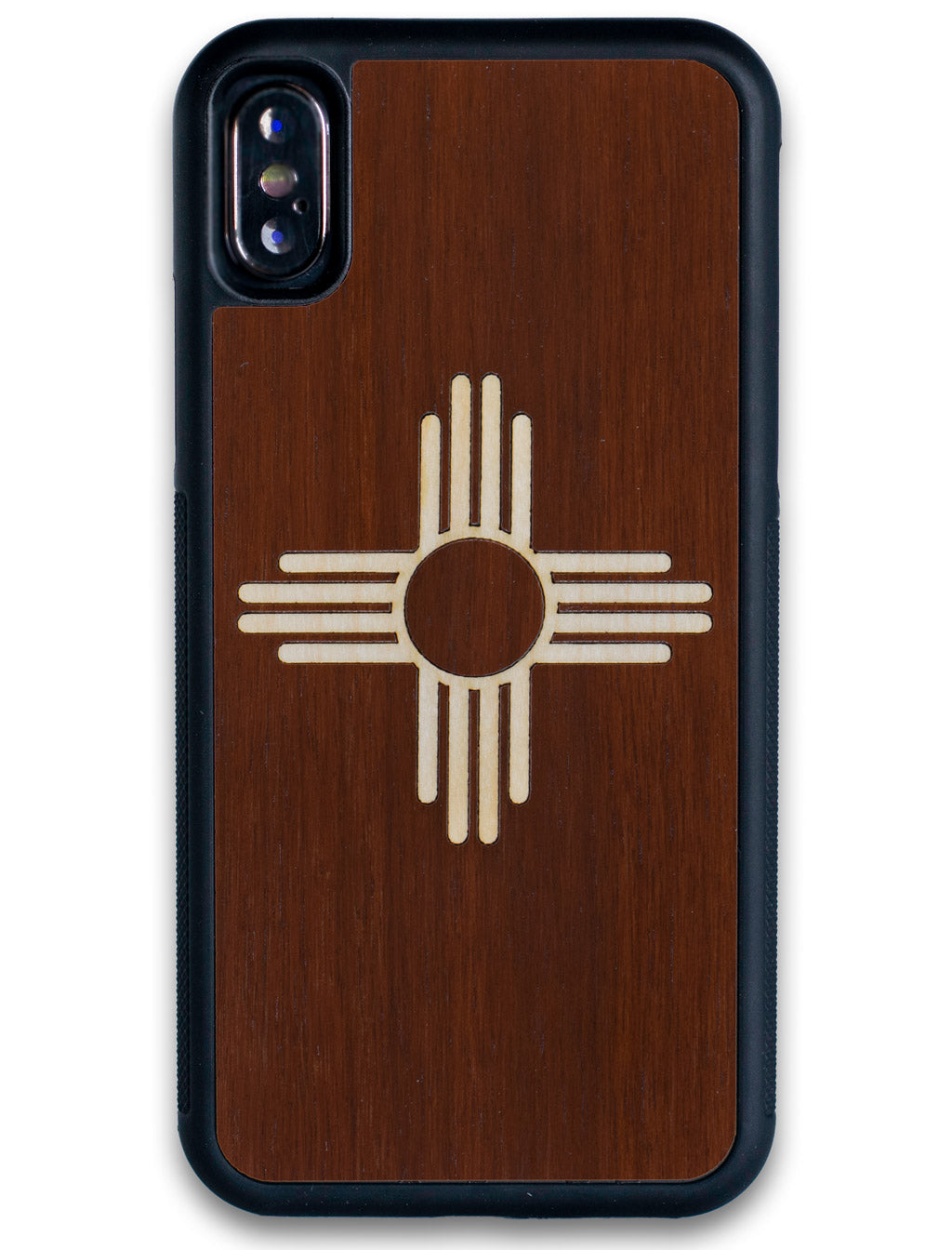 pretty nice 3483d 1066a NEW MEXICO FLAG iPHONE Xs Max CASE