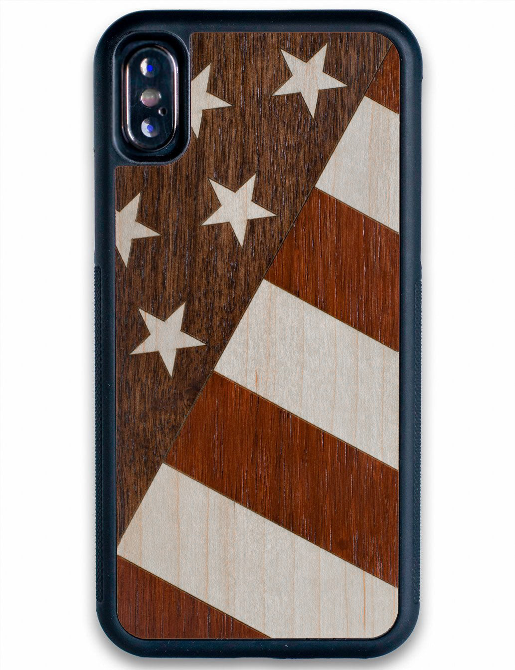 competitive price 04af9 944fe AMERICAN FLAG iPHONE XR CASE