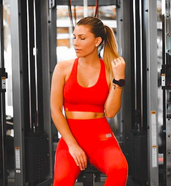 Ashley's 5 never-failing fitness tips