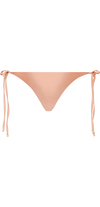 Siren Brazilian Bottom in Monarch Bronze