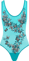 Monarch Reign Entranced One Piece Swimsuit