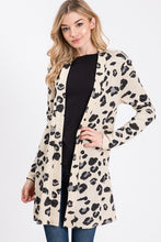 Load image into Gallery viewer, Valerie Animal Cardigan