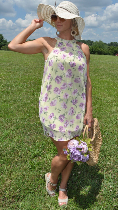 Josie Floral Dress