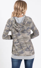 Load image into Gallery viewer, Maddox Camo Hoodie