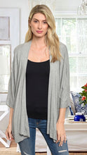 Load image into Gallery viewer, Becca Bamboo Cardigan -2 Colors