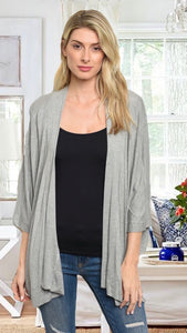Becca Bamboo Cardigan -2 Colors