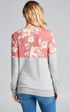 Load image into Gallery viewer, Misty Floral Top