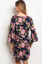 Load image into Gallery viewer, Blair Floral Dress