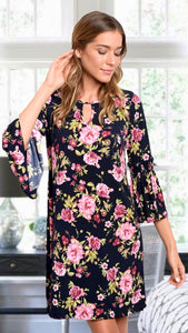 Blair Floral Dress