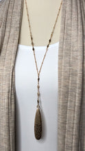 Load image into Gallery viewer, Tear Drop Necklace